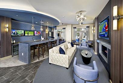 Bell Glenridge Resident Lounge