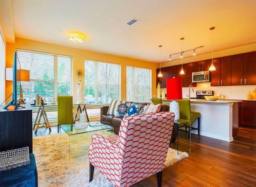 Bell Glenridge Living Room